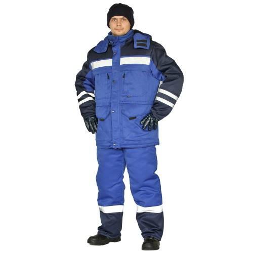 Костюм зимний Зимник куртка и брюки