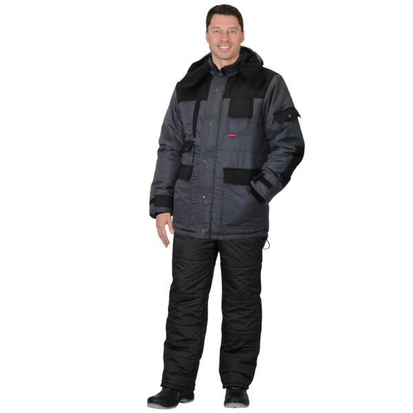 Куртка рабочая зимняя Алтай