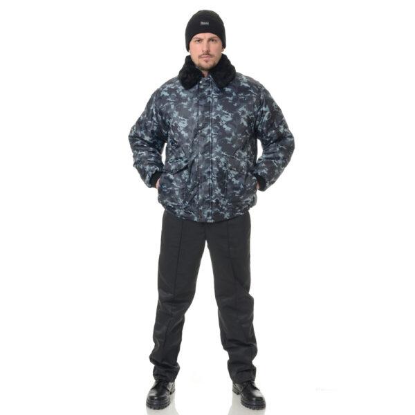 Куртка утепленная Альфа